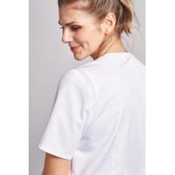Damen -  Schlupfjacke 2316 von LEIBER / Farbe: weiß / 65% Polyester, 35% Baumwolle - | MEIN-KASACK.de | kasack | kasacks