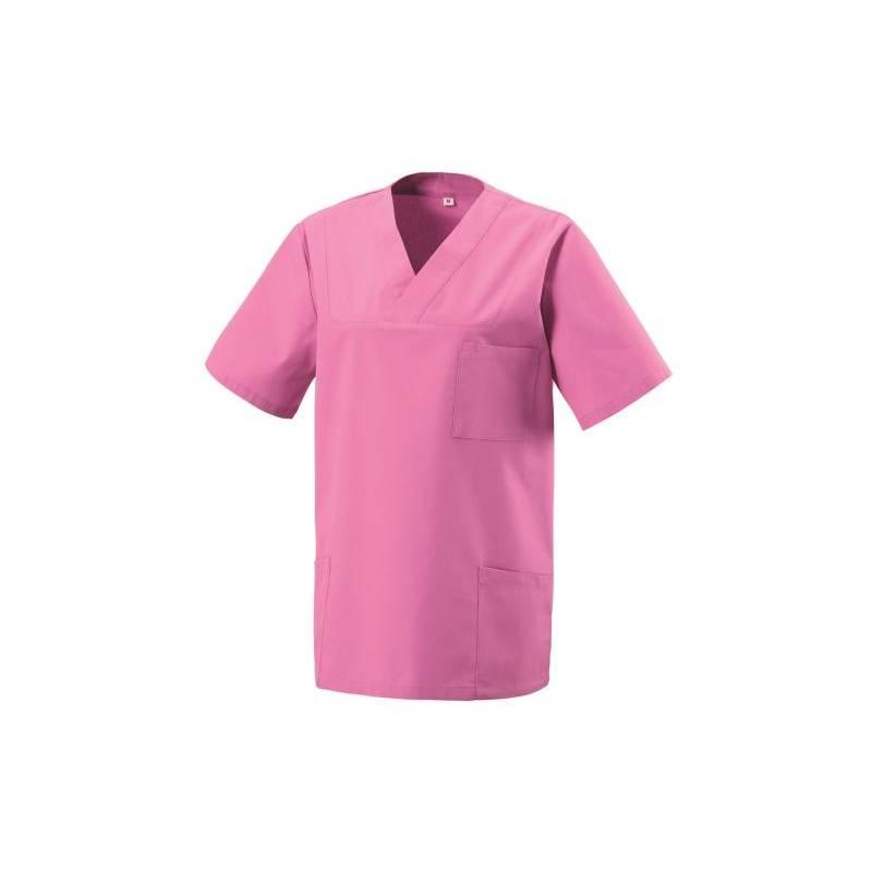 Herren -  Kasack 273 von EXNER / Farbe: pink / 50% Baumwolle 50% Polyester 175 gr. - | MEIN-KASACK.de | kasack | kasacks