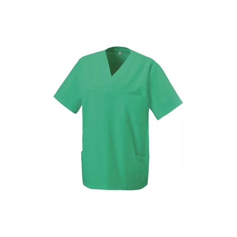 Herren -  Kasack 273 von EXNER / Farbe: light green / 50% Baumwolle 50% Polyester 175 gr. - | MEIN-KASACK.de | kasack |