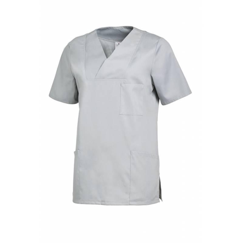 Damen -  Schlupfjacke 2732 von LEIBER / Farbe: grau / 50% Baumwolle 50% Polyester - | MEIN-KASACK.de
