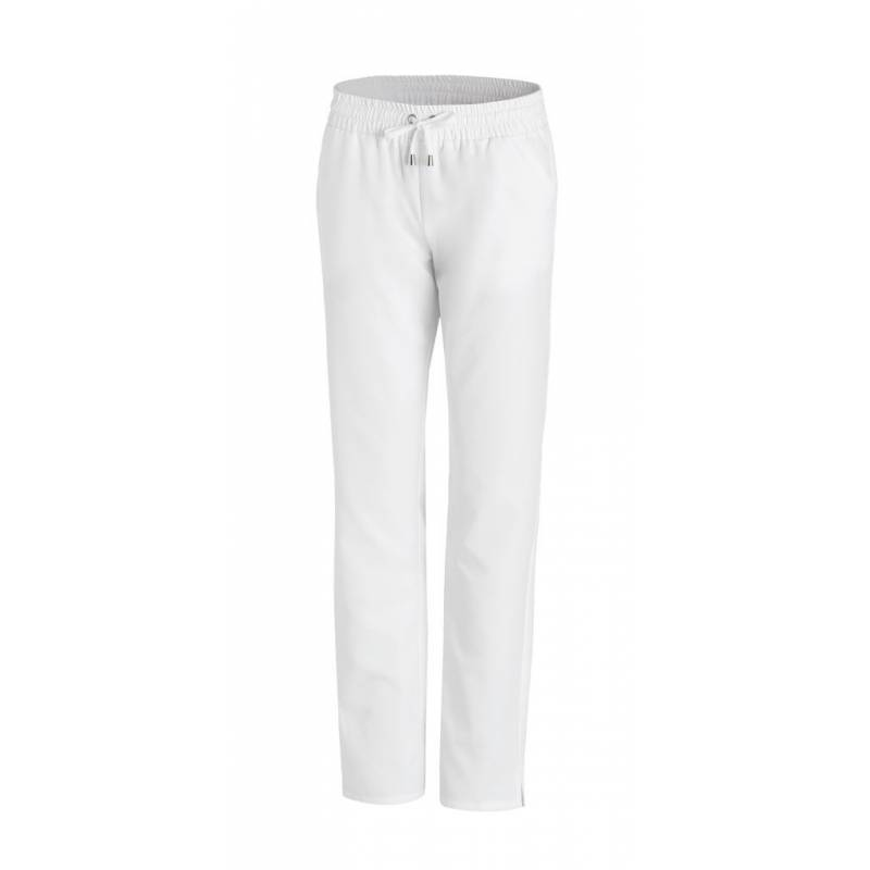 Damenhose 7550 von LEIBER / Farbe: weiß / 50% Polyester 50% Lyocell - | MEIN-KASACK.de | kasack | kasacks | kassak | ber