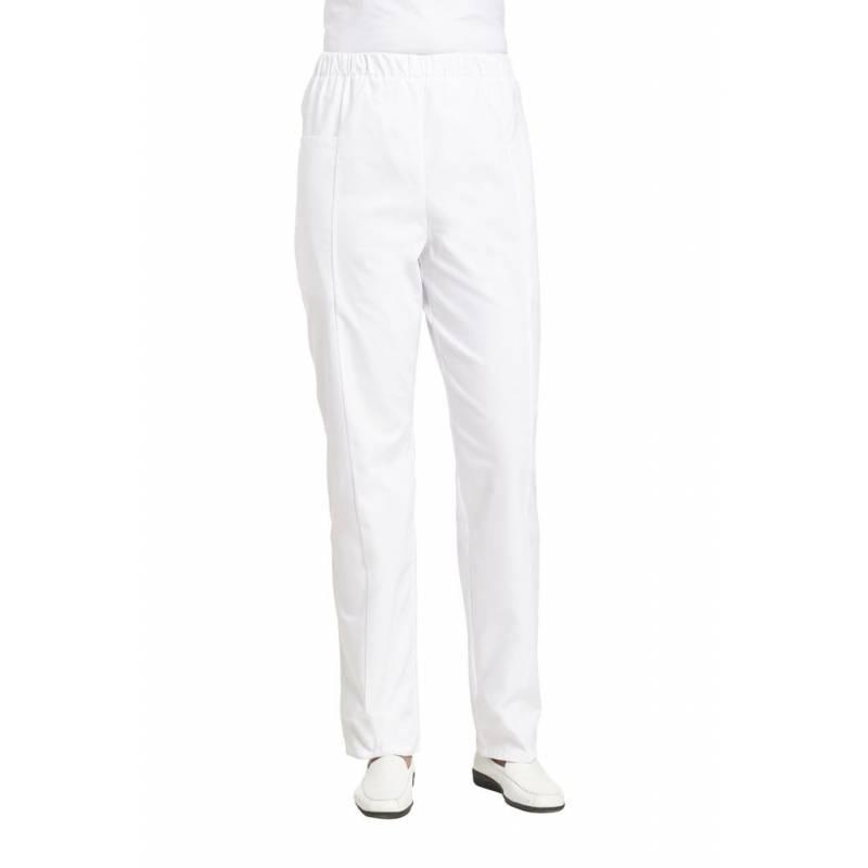 Damenhose 4690  von LEIBER / Farbe: weiß / 100 % Baumwolle Feinköper - | MEIN-KASACK.de
