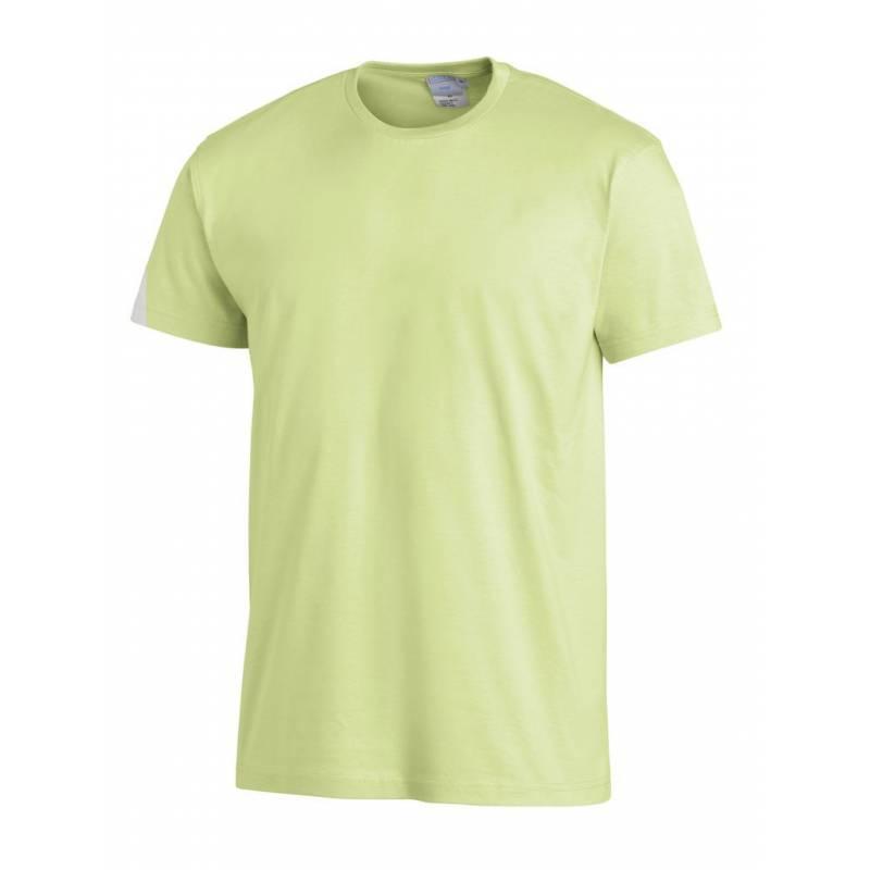 T-Shirt 2447 von LEIBER / Farbe: hellgrün / 100 % Baumwolle -   MEIN-KASACK.de