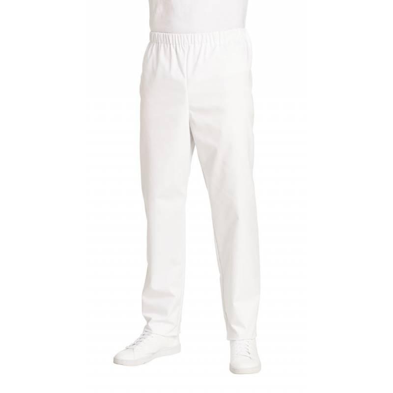 Damen-Schlupfhose 107 von LEIBER / Farbe: weiß / 50 % Baumwolle 50 % Polyester - | MEIN-KASACK.de
