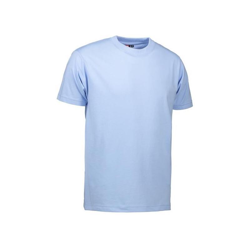 PRO Wear Herren T-Shirt 300 von ID / Farbe: hellblau / 60% BAUMWOLLE 40% POLYESTER - | Wenn Kasack - Dann MEIN-KASACK.de