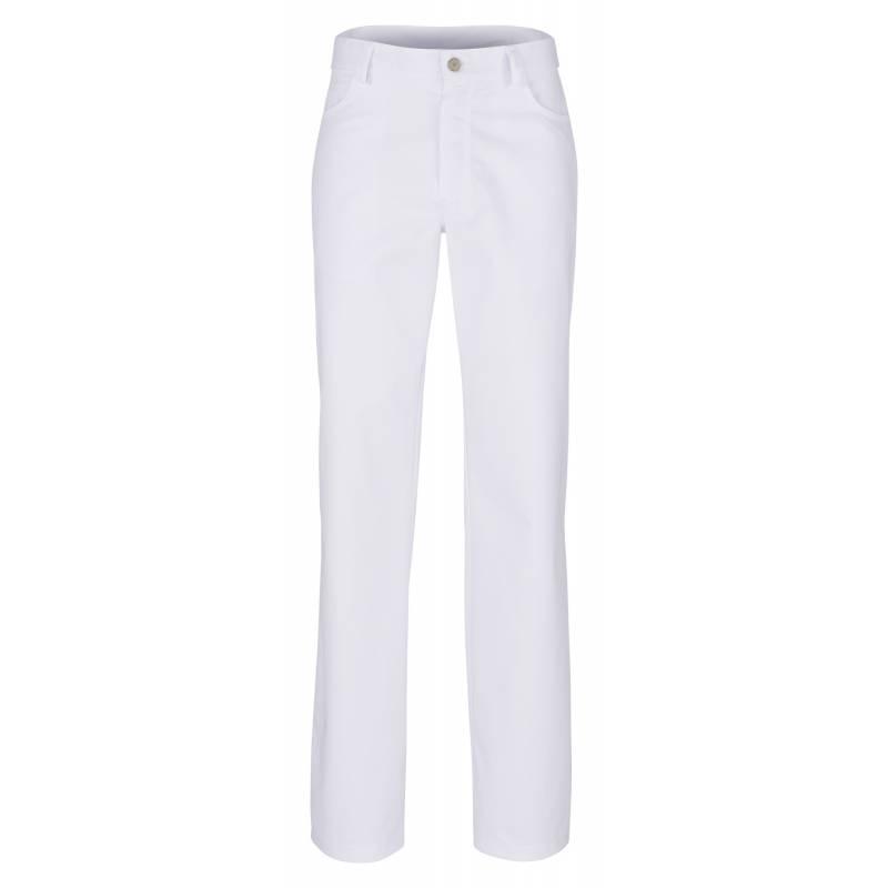 Herren - Bundhose 420 von BEB / Farbe: weiß / 64% Polyester 34% Baumwolle 2% Elastolefin - | MEIN-KASACK.de | kasack | k