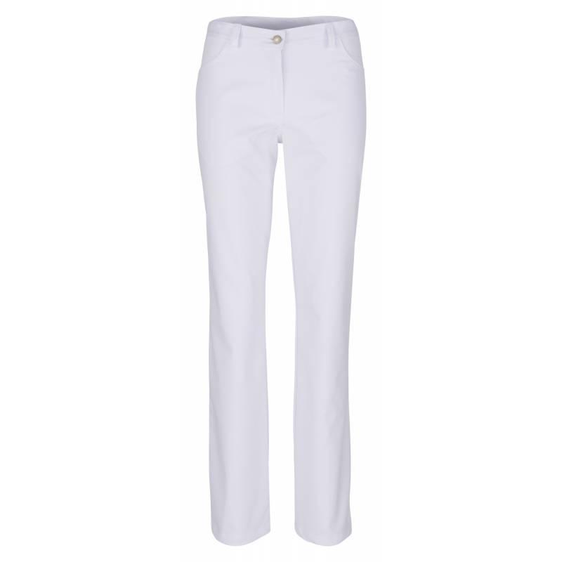 Damenhose 810 von BEB / Farbe: weiß / 64% Polyester 34% Baumwolle 2% Elastolefin - | MEIN-KASACK.de