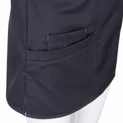 Damen -  Kasack 941 von BEB / Farbe: dunkelgrau / 50% Baumwolle 50% Polyester - | MEIN-KASACK.de | kasack | kasacks | ka