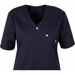 Damen -  Kasack 941 von BEB / Farbe: blue shadow / 50% Baumwolle 50% Polyester - | MEIN-KASACK.de | kasack | kasacks | k