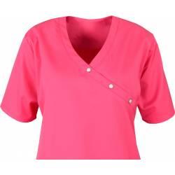 Damen -  Kasack 941 von BEB / Farbe: pink / 50% Baumwolle 50% Polyester - | MEIN-KASACK.de