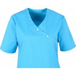 Damen -  Kasack 941 von BEB / Farbe: türkis / 50% Baumwolle 50% Polyester - | MEIN-KASACK.de | kasack | kasacks | kassak