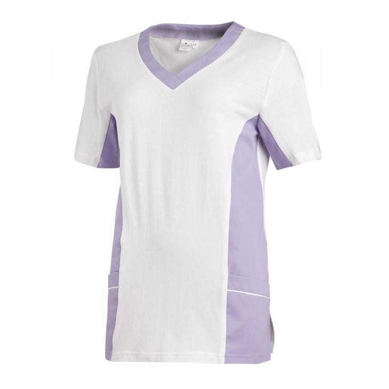Heute im Angebot: PRO Wear Damen T-Shirt 312 von ID / Farbe: hellgrau / 60% BAUMWOLLE 40% POLYESTER jetzt günstig kaufen - BERUFSBEKLEIDUNG MEDIZIN - SCHLUPFKASACK - PFLEGEBEKLEIDUNG - PFLEGEKLEIDUNG - BERUFSBEKLEIDUNG PFLEGE