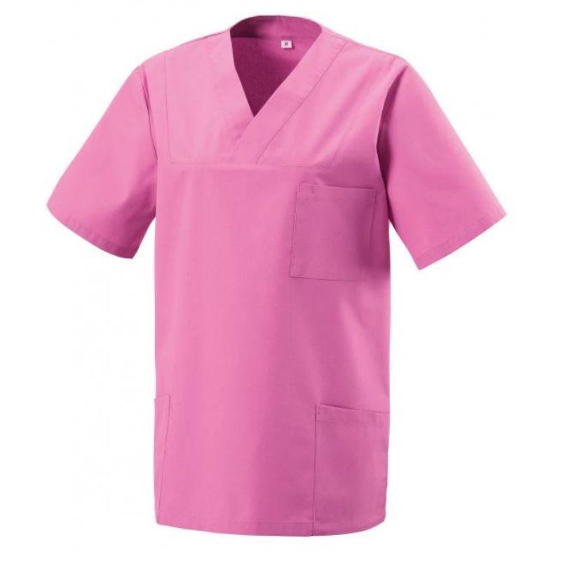Damen -  Kasack 273 von EXNER / Farbe: pink / 50% Baumwolle 50% Polyester 175 gr. -   MEIN-KASACK.de   kasack   kasacks