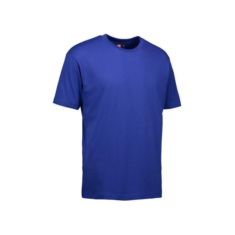 T-Shirt 0500 von ID / Farbe: königsblau / 100% BAUMWOLLE -   Wenn Kasack - Dann MEIN-KASACK.de   Kasacks für die Altenpf