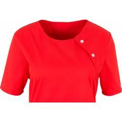 Damen -  Kasack 2373 von BEB / Farbe: rot / 49% Baumwolle 48% Polyester 3% Elastolefin - | MEIN-KASACK.de | kasack | kas