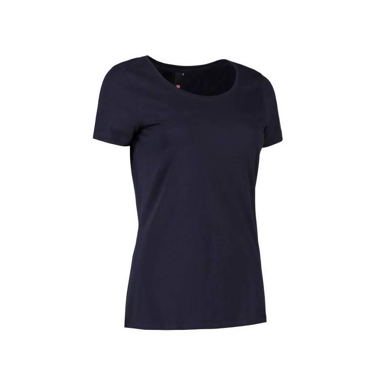 CORE O-Neck Tee Damen T-Shirt 541 von ID / Farbe: navy / 60% BAUMWOLLE 40% POLYESTER - | MEIN-KASACK.de | kasack | kasac