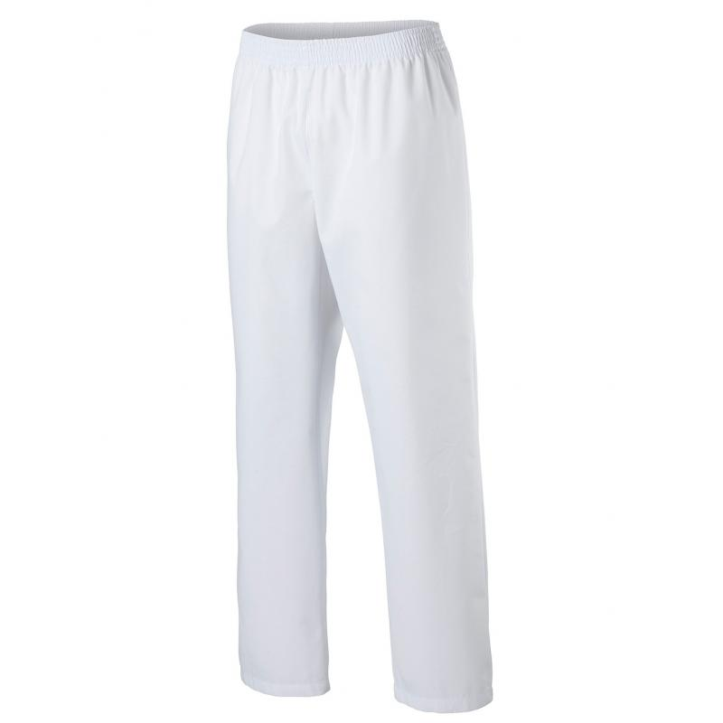 Heute im Angebot: Damenhose 270 von LEIBER / Farbe: weiß / 50 % Baumwolle 50 % Polyester jetzt günstig kaufen - BERUFSBEKLEIDUNG MEDIZIN - HOSEN PFLEGE - BERUFSBEKLEIDUNG MEDIZIN - MEDIZINISCHE BEKLEIDUNG - BERUFSKLEIDUNG MEDIZIN