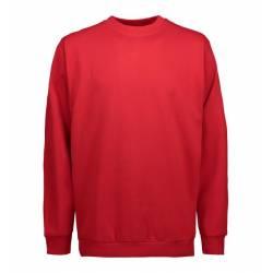 PRO Wear klassisches Sweatshirt | 360 von ID / Farbe: rot / 60% BAUMWOLLE 40% POLYESTER - | MEIN-KASACK.de | kasack | ka