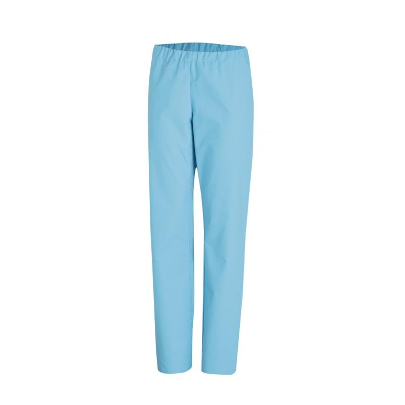 Damen - Schlupfhose 780 von LEIBER / Farbe: türkis / 50 % Baumwolle 50 % Polyester -   MEIN-KASACK.de