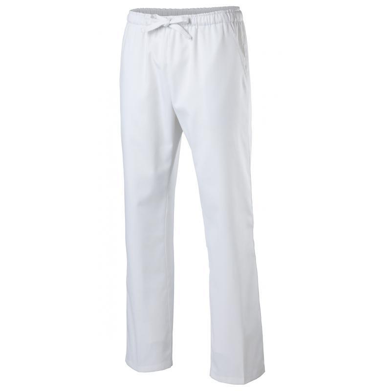 Herren - Schlupfhose 310 von EXNER / Farbe: weiß / 65% Baumwolle / 35% Polyester, 220g - | Wenn Kasack - Dann MEIN-KASAC