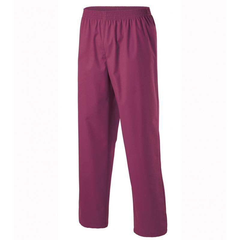 Herren - Schlupfhose 330 von EXNER / Farbe: bordeaux / 50% Baumwolle, 50% Polyester, 175 g - | Wenn Kasack - Dann MEIN-K