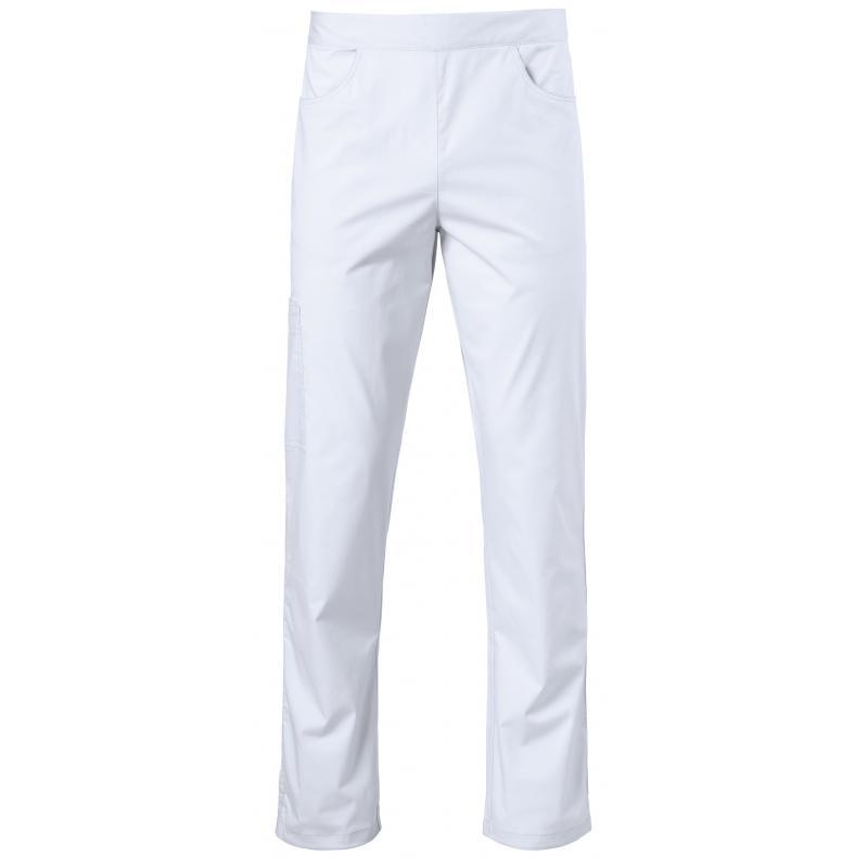 Herren - Schlupfhose 331 von EXNER / Farbe: weiß / 50% Baumwolle, 50% Polyester - | Wenn Kasack - Dann MEIN-KASACK.de |