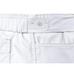 Herren - Schlupfhose 331 von EXNER / Farbe: weiß / 50% Baumwolle, 50% Polyester - | MEIN-KASACK.de | kasack | kasacks |