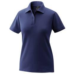 Damen-Poloshirt 983 von EXNER / Farbe: marine / 65% Baumwolle 35% Polyester - | MEIN-KASACK.de | kasack | kasacks | kass