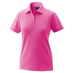 Damen-Poloshirt 983 von EXNER / Farbe: magenta / 65% Baumwolle 35% Polyester - 1