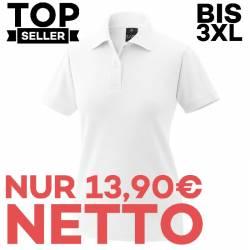 Damen-Poloshirt 983 von EXNER / Farbe: weiß / 65% Baumwolle 35% Polyester - | MEIN-KASACK.de | kasack | kasacks | kassak