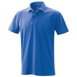 Herren - Poloshirt 982 von EXNER / Farbe: königsblau / 65% Baumwolle 35% Polyester - | MEIN-KASACK.de | kasack | kasacks