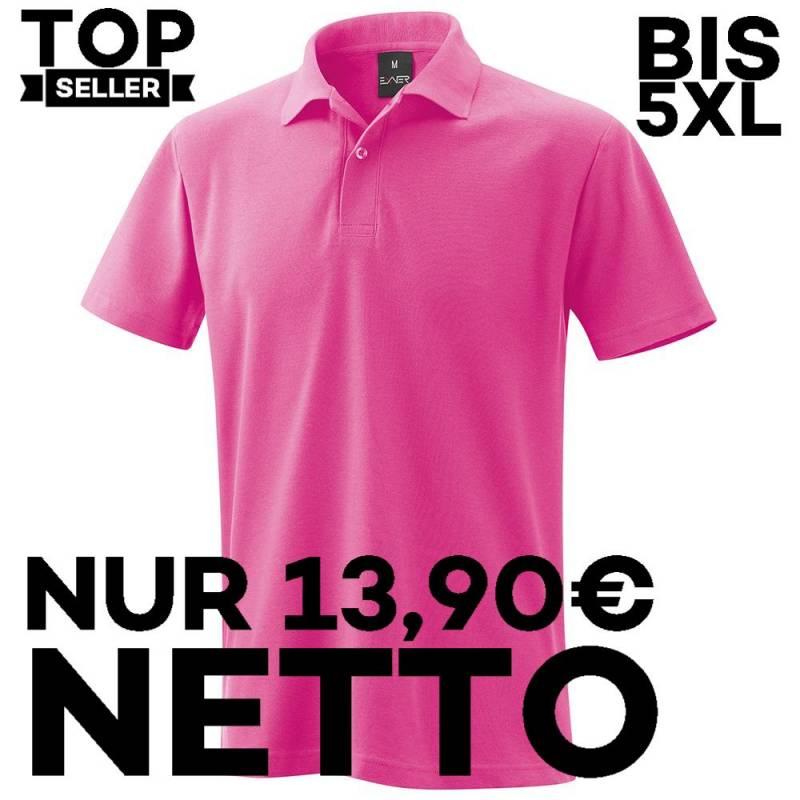 Herren - Poloshirt 982 von EXNER / Farbe: mangenta / 65% Baumwolle 35% Polyester - | MEIN-KASACK.de | kasack | kasacks |