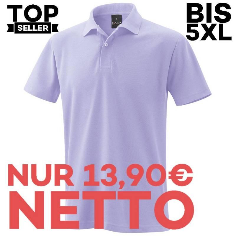 Herren - Poloshirt 982 von EXNER / Farbe: flieder/ 65% Baumwolle 35% Polyester - | MEIN-KASACK.de | kasack | kasacks | k