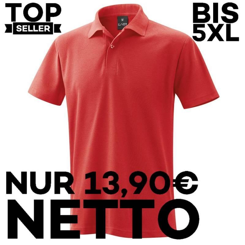 Herren - Poloshirt 982 von EXNER / Farbe: rot / 65% Baumwolle 35% Polyester - | MEIN-KASACK.de | kasack | kasacks | kass