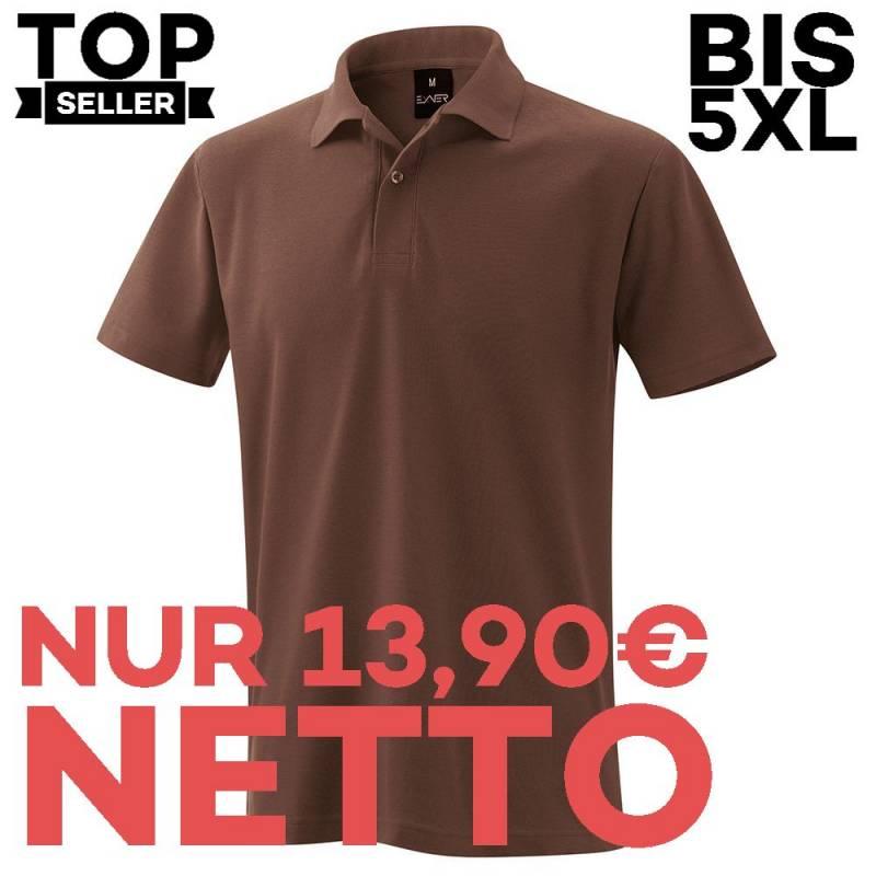 Herren - Poloshirt 982 von EXNER / Farbe: toffee / 65% Baumwolle 35% Polyester - | MEIN-KASACK.de | kasack | kasacks | k