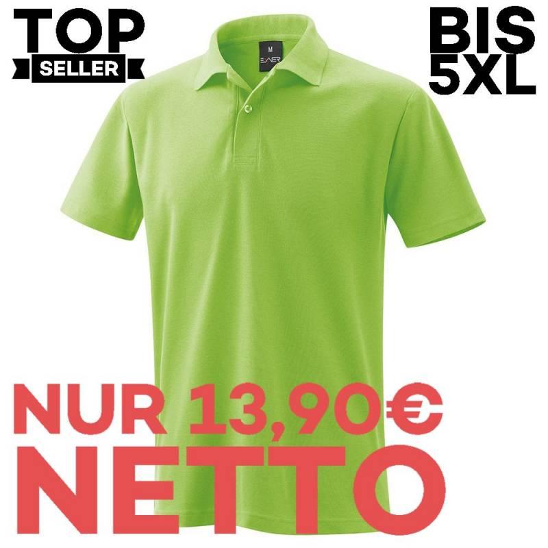 Herren - Poloshirt 982 von EXNER / Farbe: lemon green / 65% Baumwolle 35% Polyester - | MEIN-KASACK.de | kasack | kasack
