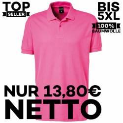 Herren - Poloshirt 982 von EXNER / Farbe: mangenta / 100% Baumwolle - | MEIN-KASACK.de | kasack | kasacks | kassak | ber