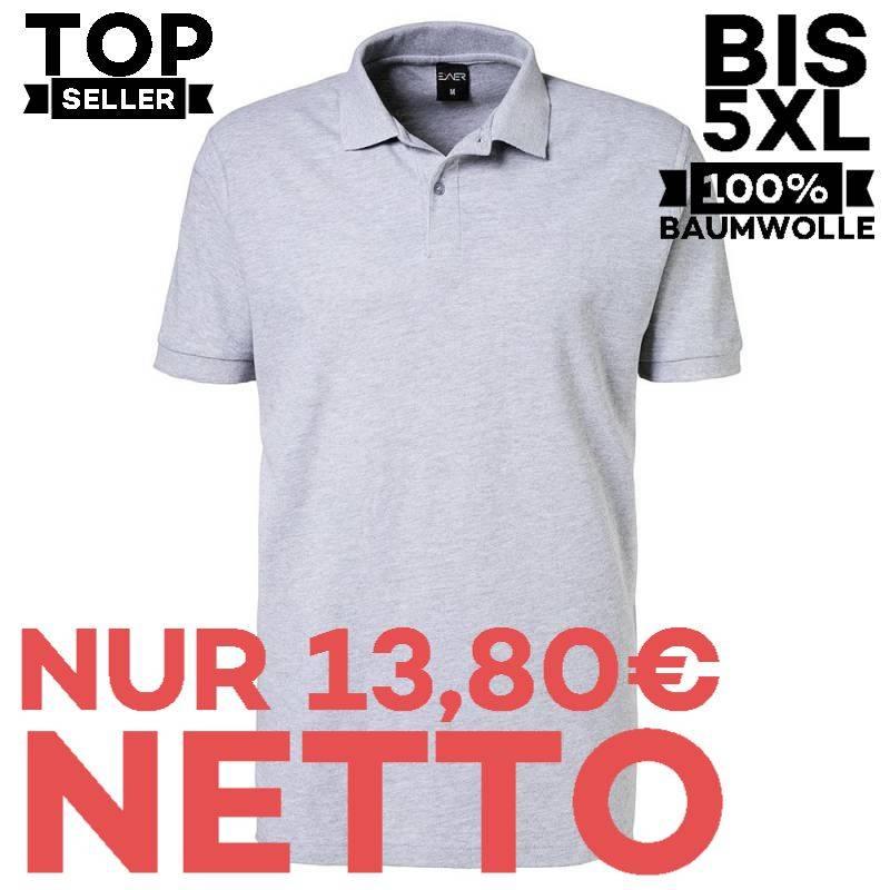 Herren - Poloshirt 982 von EXNER / Farbe: silbergrau / 100% Baumwolle - | MEIN-KASACK.de | kasack | kasacks | kassak | b