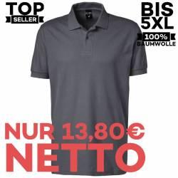 Herren - Poloshirt 982 von EXNER / Farbe: graphit / 100% Baumwolle - | MEIN-KASACK.de | kasack | kasacks | kassak | beru
