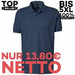 Herren - Poloshirt 982 von EXNER / Farbe: navy  / 100% Baumwolle - | MEIN-KASACK.de | kasack | kasacks | kassak | berufs