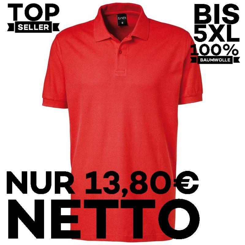 Herren - Poloshirt 982 von EXNER / Farbe: rot / 100% Baumwolle - | MEIN-KASACK.de | kasack | kasacks | kassak | berufsbe