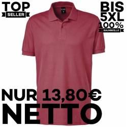 Herren - Poloshirt 982 von EXNER / Farbe: bordeaux / 100% Baumwolle - | MEIN-KASACK.de | kasack | kasacks | kassak | ber
