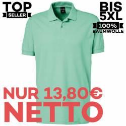 Herren - Poloshirt 982 von EXNER / Farbe: mint / 100% Baumwolle - | MEIN-KASACK.de | kasack | kasacks | kassak | berufsb