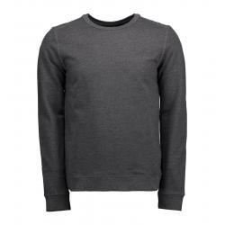 Herren - Sweatshirt CORE O-Neck Sweat 615 von ID / Farbe: koks / 50% BAUMWOLLE 50% POLYESTER - | MEIN-KASACK.de | kasack