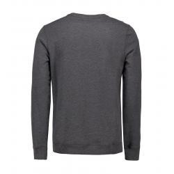Herren - Sweatshirt CORE O-Neck Sweat 615 von ID / Farbe: koks / 50% BAUMWOLLE 50% POLYESTER - | Wenn Kasack - Dann MEIN