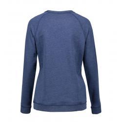 Damen - Sweatshirt CORE O-Neck Sweat 616 von ID / Farbe: blau / 50% BAUMWOLLE 50% POLYESTER - | MEIN-KASACK.de | kasack
