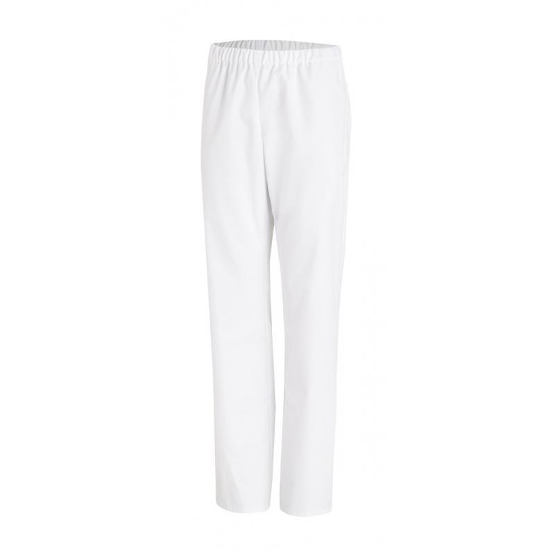 Herren - Schlupfhose 780 von LEIBER / Farbe: weiß / 50 % Baumwolle 50 % Polyester - | Wenn Kasack - Dann MEIN-KASACK.de