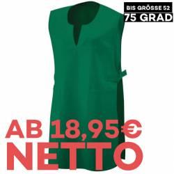 Überwurfschürze 12120 von EXNER / Farbe: flaschengrün / 65% Polyester 35% Baumwolle - 1