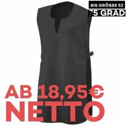 Überwurfschürze 12120 von EXNER / Farbe: graphit / 65% Polyester 35% Baumwolle - 1