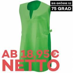 Überwurfschürze 12120 von EXNER / Farbe: lemon green / 65% Polyester 35% Baumwolle - 1